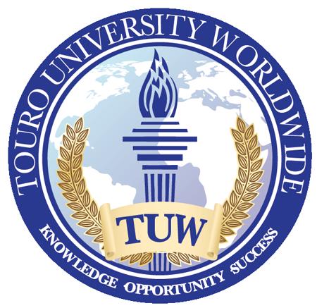 touro university seal