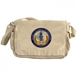 TUW School Messenger Bag