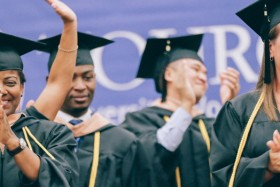 2017 Touro University Worldwide Commencement Ceremony