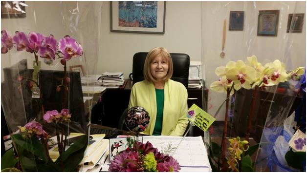 In Loving Memory - Dr. Edith Neumann