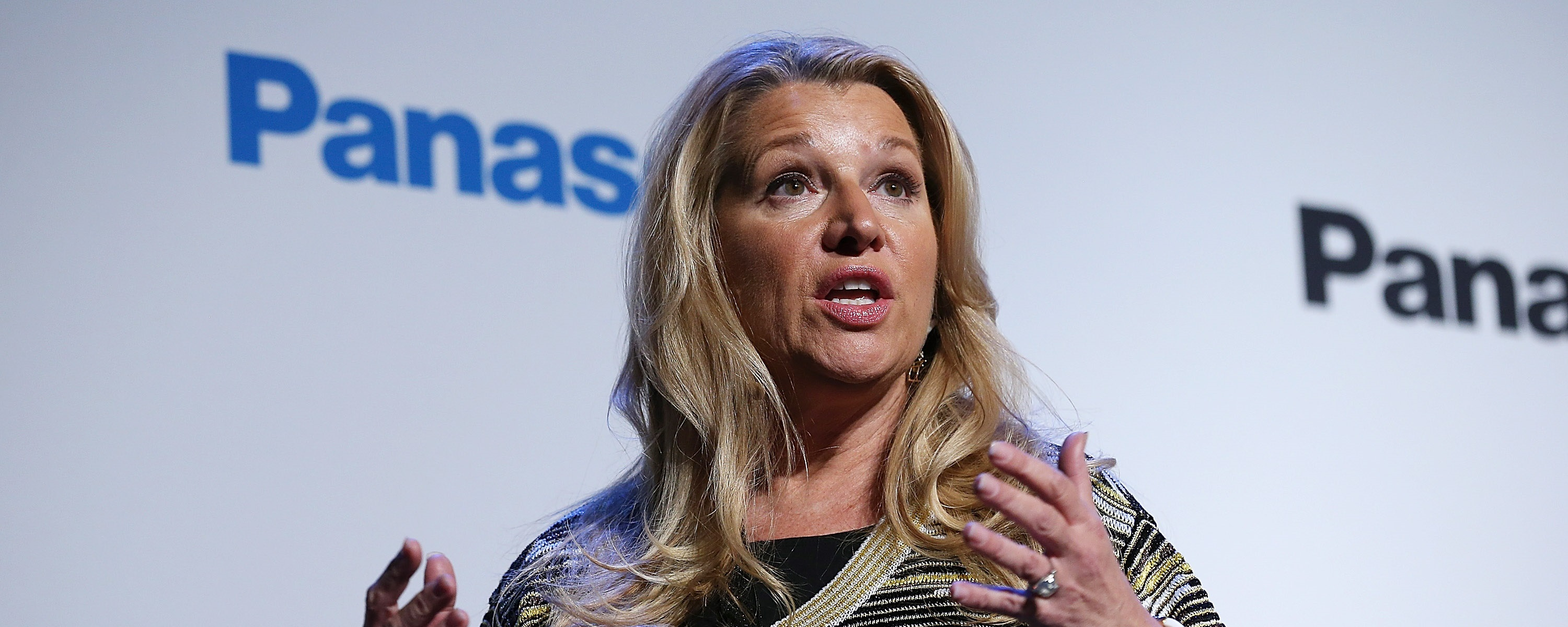Mindy Grossman Speaking at the 2013 International CES Conference