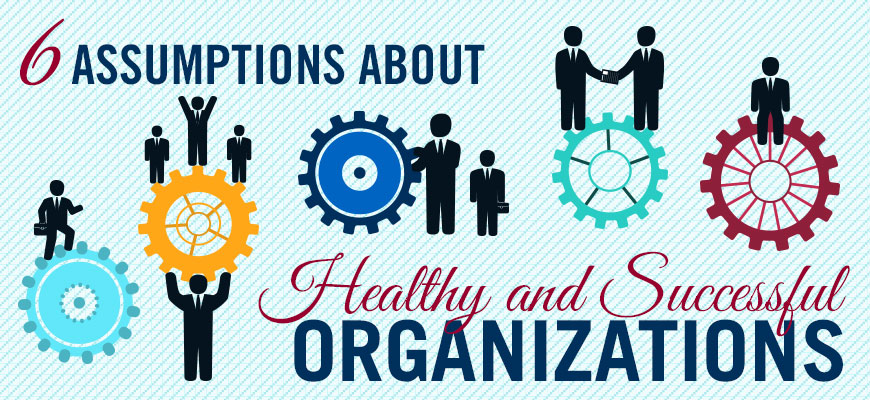 Dr. Arnie Dahlke discusses six characteristics of healthy and successful companies.
