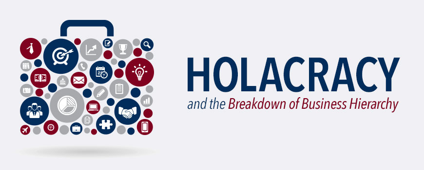 Holacracy and the Breakdown of Business Hierarchy