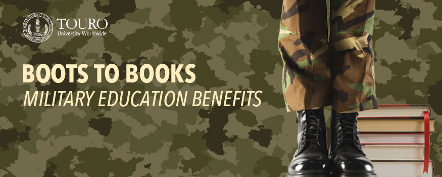 Boots to Books: Military Education Benefits