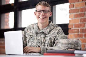 Why Online Learning Is Perfect for the Military Student