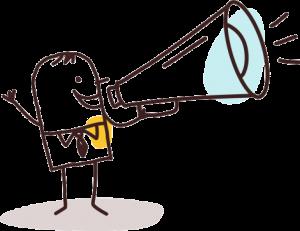 Psychology Communication Illustration
