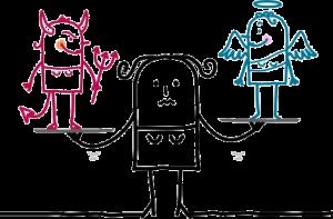 Psychology Ethics Illustration