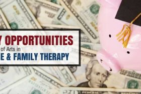 Salary Opportunities with a Master of Arts in Marriage and Family Therapy