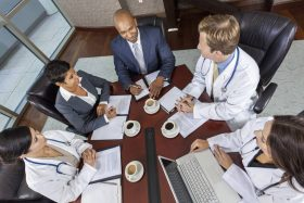 The Advantages of an MBA in Healthcare Administration