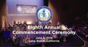 2019 Commencement