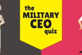 The Military CEO Quiz