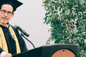 Meet TUW's 2017 Valedictorian, Dr. Michael Eleff